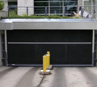 High Cycle Doors Rubber Roll Up Doors
