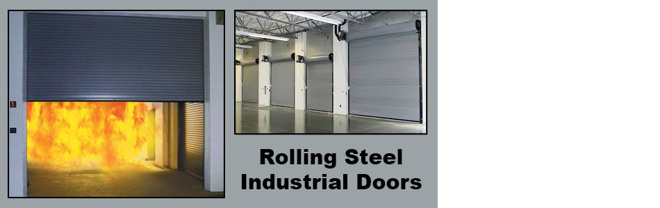 Commercial Rolling Steel Door : Rolling steel doors commercial known as roll up